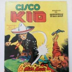"Fumetti: CISCO KID Nº 9 - LA MINA ""MEDIA MÁSCARA"" (SIN USAR, DE DISTRIBUIDORA). Lote 221395915"