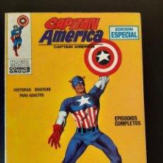 Cómics: CAPITAN AMERICA (1969, VERTICE) 1 · X-1969 · SURGE EL CAPITAN AMERICA - *** EXCELENTE *** 1ª EDICIÓN. Lote 221101217