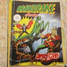 Cómics: MANDRAKE. MERLIN EL MAGO. Nº 3 COMICS ART. VERTICE 1980. Lote 221399832