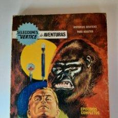 Cómics: SELECCIONES VERTICE (1968, VERTICE) 14 · 1968 · ¡HOMBRE O GORILA!. Lote 273398863