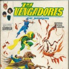 Cómics: LOS VENGADORES VÉRTICE V.1 Nº 28 MUY BUEN ESTADO. Lote 221408928