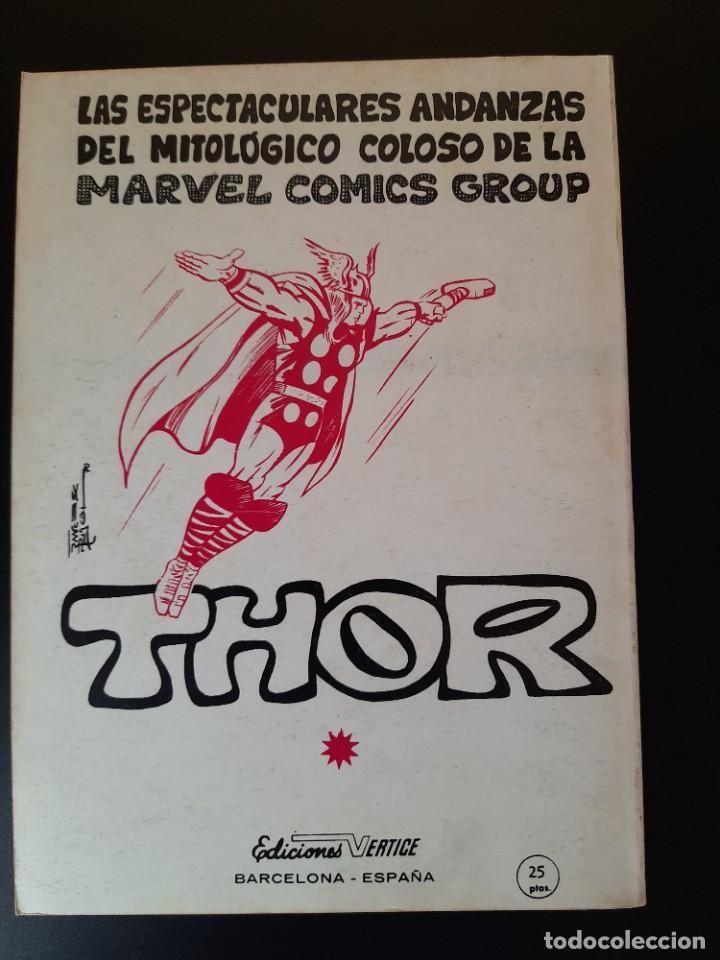 Cómics: ZARPA DE ACERO (1966, VERTICE) -EXTRA- 29 · 1970 · EL SINIESTRO MR. PETREO *** EXCELENTE**** - Foto 2 - 221437608