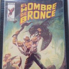 Cómics: VÉRTICE HOMBRE DE BRONCE VOL1 Nº9-DOC SAVAGE-LOPEZ ESPÍ-BUEN ESTADO. Lote 221445526