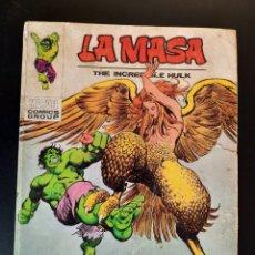 Cómics: HULK (1970, VERTICE) -LA MASA- 33 · 1973 · LA ARPIA. Lote 221471225