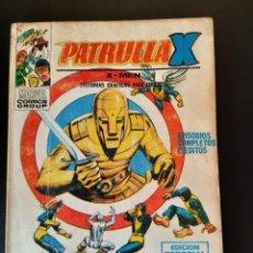 Cómics: PATRULLA X (1969, VERTICE) 15 · IX-1970 · GUERRA EN EL MUNDO OSCURO. Lote 221474400