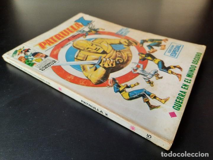 Cómics: PATRULLA X (1969, VERTICE) 15 · IX-1970 · GUERRA EN EL MUNDO OSCURO - Foto 2 - 221474400
