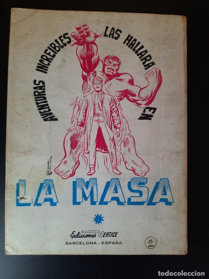 Cómics: PATRULLA X (1969, VERTICE) 15 · IX-1970 · GUERRA EN EL MUNDO OSCURO - Foto 3 - 221474400