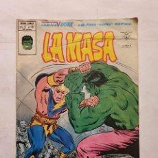 Cómics: LA MASA VOL. 1 # 38 (VERTICE) - 1980. Lote 221517976