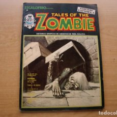 Cómics: ESCALOFRIO - TALES OF THE ZOMBIE - NUMERO 2 - EDICIONES VERTICE - BUEN ESTADO. Lote 221558915
