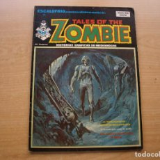 Cómics: ESCALOFRIO - TALES OF THE ZOMBIE - NUMERO 23 - EDICIONES VERTICE - BUEN ESTADO. Lote 221558995