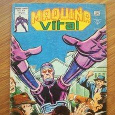 Cómics: MÁQUINA VITAL VOL. 1 Nº 4 (MUNDI COMICS) VÉRTICE. Lote 221564030