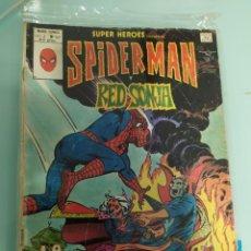 Cómics: SPIDERMAN Y RED SONJA 107 VERTICE. Lote 221633905