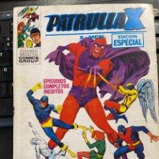 Cómics: PATRULLA X Nº 25 MUY BUEN ESTADO. Lote 221665338