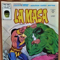 Cómics: LA MASA - VOLUMEN 3 - Nº 38 - ¡PELIGRO DEL PLANETA PLURAL!. Lote 221714387