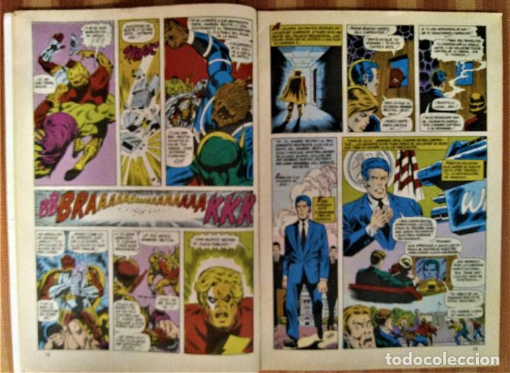 Cómics: LA MASA - VOLUMEN 3 - Nº 38 - ¡PELIGRO DEL PLANETA PLURAL! - Foto 2 - 221714387