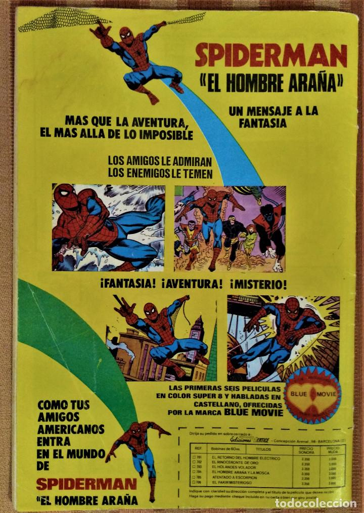 Cómics: LA MASA - VOLUMEN 3 - Nº 38 - ¡PELIGRO DEL PLANETA PLURAL! - Foto 3 - 221714387