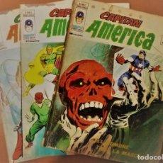 Cómics: CAPITÁN AMÉRICA. VOL 3. Nº 8, 9 Y 10. VÉRTICE. Lote 221732595