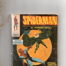 Cómics: COMIC VERTICE 1971 SPIDERMAN VOL1 Nº 19 (MUY USADO). Lote 221745112