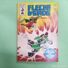 Cómics: FLECHA VERDE VOL.1 Nº 9 LA PRUEBA DEL PELIGRO 1976 - MUNDI COMIC - VERTICE - JU. Lote 221748345
