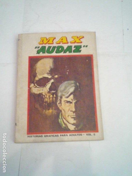 MAX AUDAZ - VOLUMEN 6 - EDICION ESPECIAL - VERTICE - BUEN ESTADO - GORBAUD - CJ 96 (Tebeos y Comics - Vértice - Fleetway)