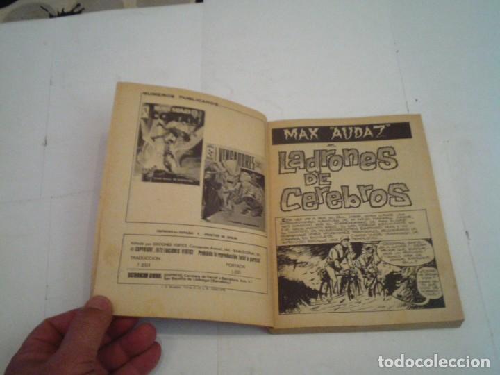Cómics: MAX AUDAZ - VOLUMEN 6 - EDICION ESPECIAL - VERTICE - BUEN ESTADO - GORBAUD - CJ 96 - Foto 3 - 221750933