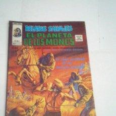 Cómics: RELATOS SALVAJES - EL PLANETA DE LOS MONOS - NUMERO 3 - VOLUMEN 2- VERTICE - BUEN ESTADO - CJ 96. Lote 221751952