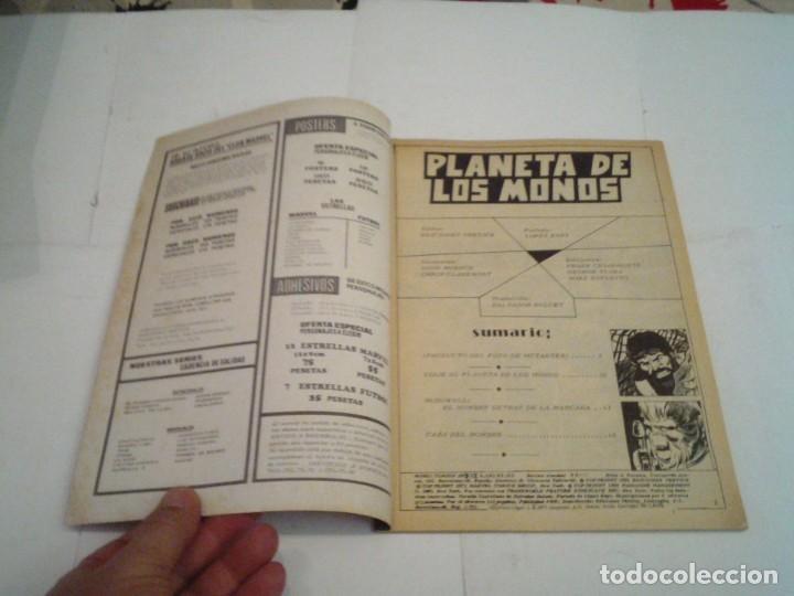 Cómics: RELATOS SALVAJES - EL PLANETA DE LOS MONOS - NUMERO 3 - VOLUMEN 2- VERTICE - BUEN ESTADO - CJ 96 - Foto 2 - 221751952