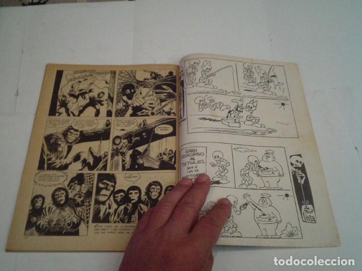 Cómics: RELATOS SALVAJES - EL PLANETA DE LOS MONOS - NUMERO 3 - VOLUMEN 2- VERTICE - BUEN ESTADO - CJ 96 - Foto 5 - 221751952