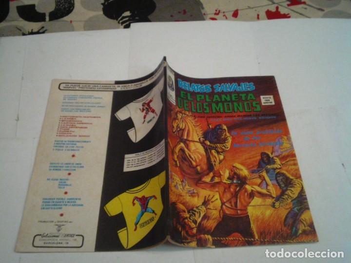 Cómics: RELATOS SALVAJES - EL PLANETA DE LOS MONOS - NUMERO 3 - VOLUMEN 2- VERTICE - BUEN ESTADO - CJ 96 - Foto 6 - 221751952