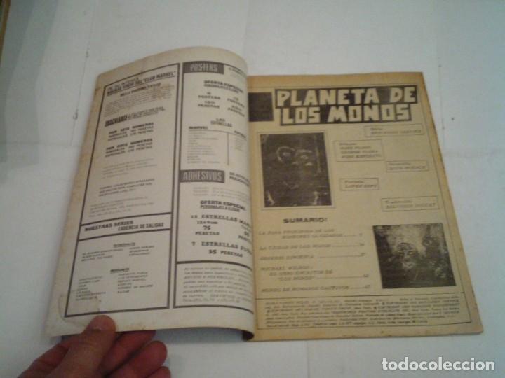Cómics: RELATOS SALVAJES - EL PLANETA DE LOS MONOS - NUMERO 2 - VOLUMEN 2- VERTICE - CJ 96 - Foto 2 - 221752151