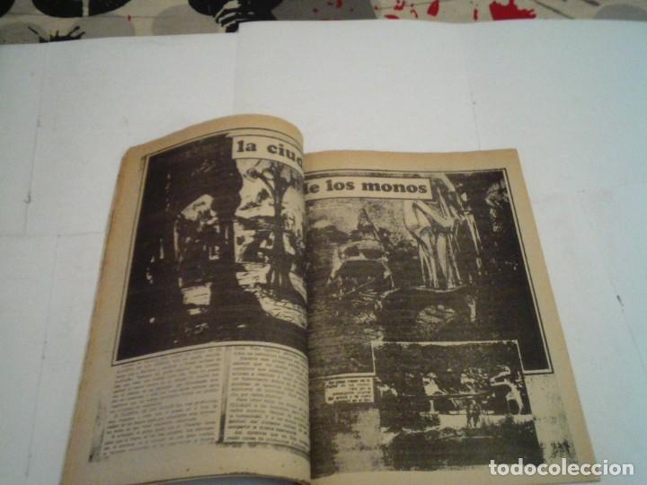 Cómics: RELATOS SALVAJES - EL PLANETA DE LOS MONOS - NUMERO 2 - VOLUMEN 2- VERTICE - CJ 96 - Foto 4 - 221752151