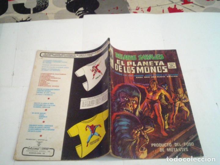 Cómics: RELATOS SALVAJES - EL PLANETA DE LOS MONOS - NUMERO 2 - VOLUMEN 2- VERTICE - CJ 96 - Foto 6 - 221752151
