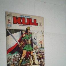 Cómics: SUPER HEROES - KULL - NUMERO 20 - VOLUMEN 2- VERTICE - GORBAUD - CJ 96. Lote 221753178