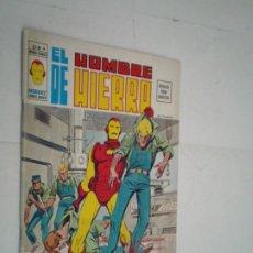 Cómics: HOMBRE DE HIERRO - NUMERO 4 - VOLUMEN 2- VERTICE - BUEN ESTADO -GORBAUD - CJ 96. Lote 221754777