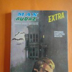 Cómics: MAX AUDAZ EXTRA V.1 Nº 18 LADRONES DE CEREBROS - 1969 VERTICE .. Lote 221776957