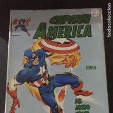 Cómics: SURCO CAPITAN AMERICA NUMERO 2 BUEN ESTADO. Lote 221777713