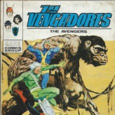 Cómics: LOS VENGADORES VÉRTICE V.1 Nº 35. Lote 221805180