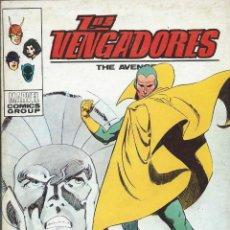 Cómics: LOS VENGADORES VÉRTICE V.1 Nº 44. Lote 221805915