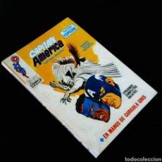 Cómics: MUY BUEN ESTADO CAPITAN AMERICA 20 TACO VERTICE. Lote 221906203
