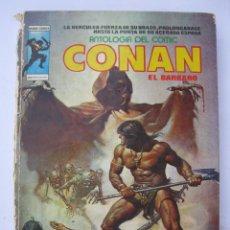 Cómics: ANTOLOGÍA DEL CÓMIC - Nº 5 - CONAN EL BÁRBARO - MUNDI-COMICS - EDICIONES VÉRTICE - AÑO 1977.. Lote 221935527