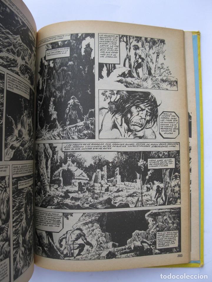 Cómics: ANTOLOGÍA DEL CÓMIC - Nº 5 - CONAN EL BÁRBARO - MUNDI-COMICS - EDICIONES VÉRTICE - AÑO 1977. - Foto 3 - 221935527