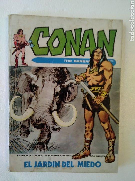 CONAN N° 5 (Tebeos y Comics - Vértice - Conan)