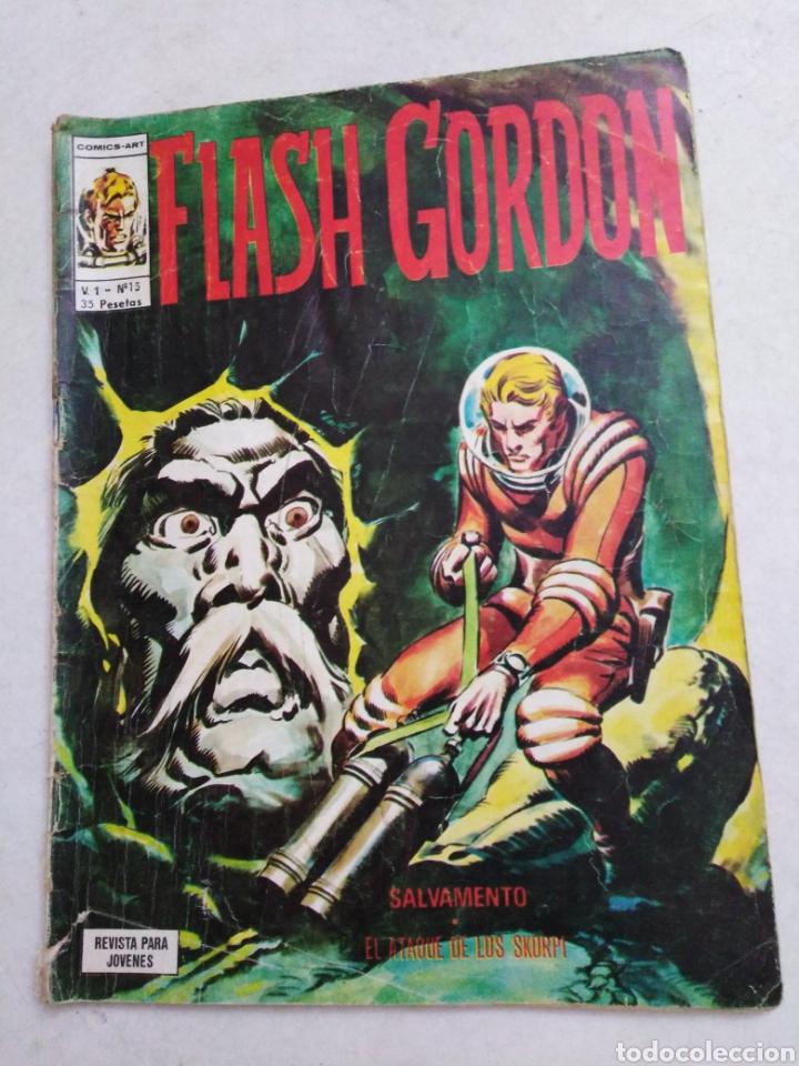 Cómics: Lote de 10 cómic Flash Gordon - Foto 2 - 221965868
