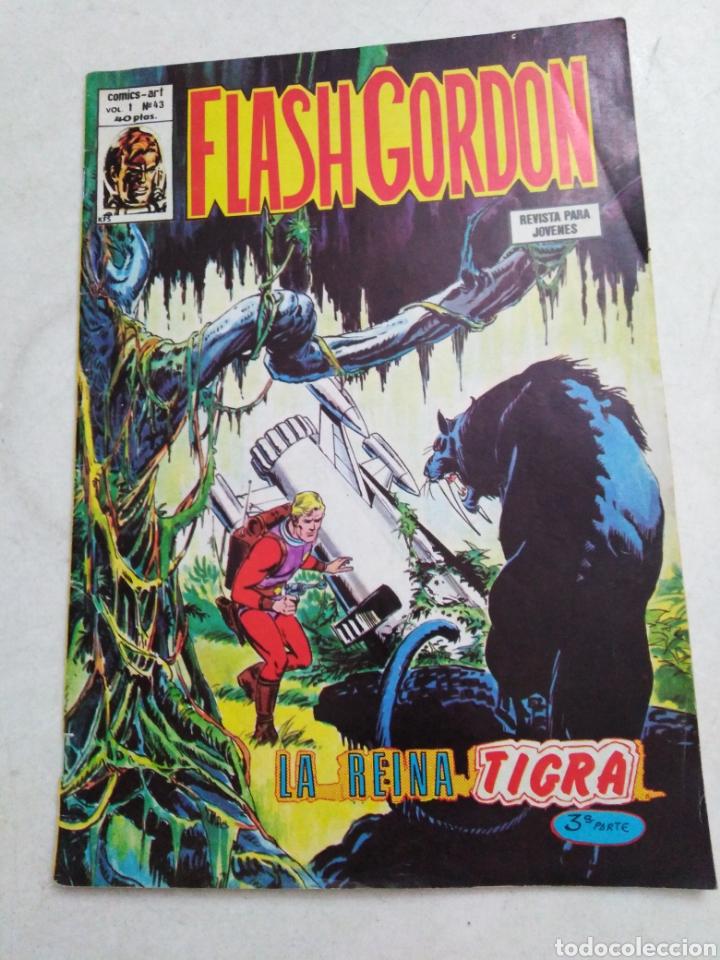 Cómics: Lote de 10 cómic Flash Gordon - Foto 4 - 221965868