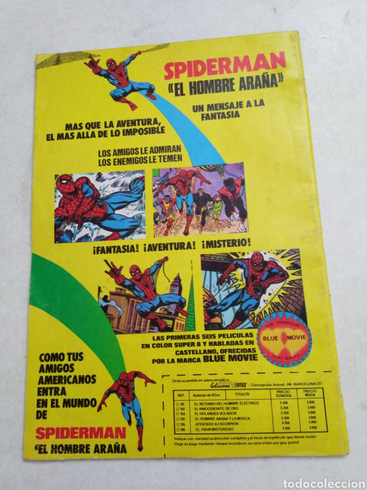 Cómics: Lote de 10 cómic Flash Gordon - Foto 5 - 221965868