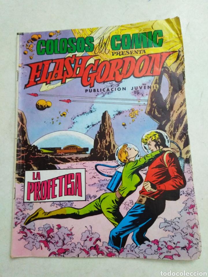 Cómics: Lote de 10 cómic Flash Gordon - Foto 6 - 221965868