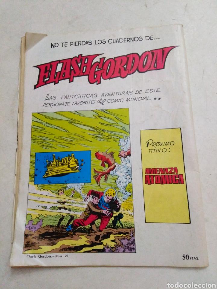 Cómics: Lote de 10 cómic Flash Gordon - Foto 7 - 221965868