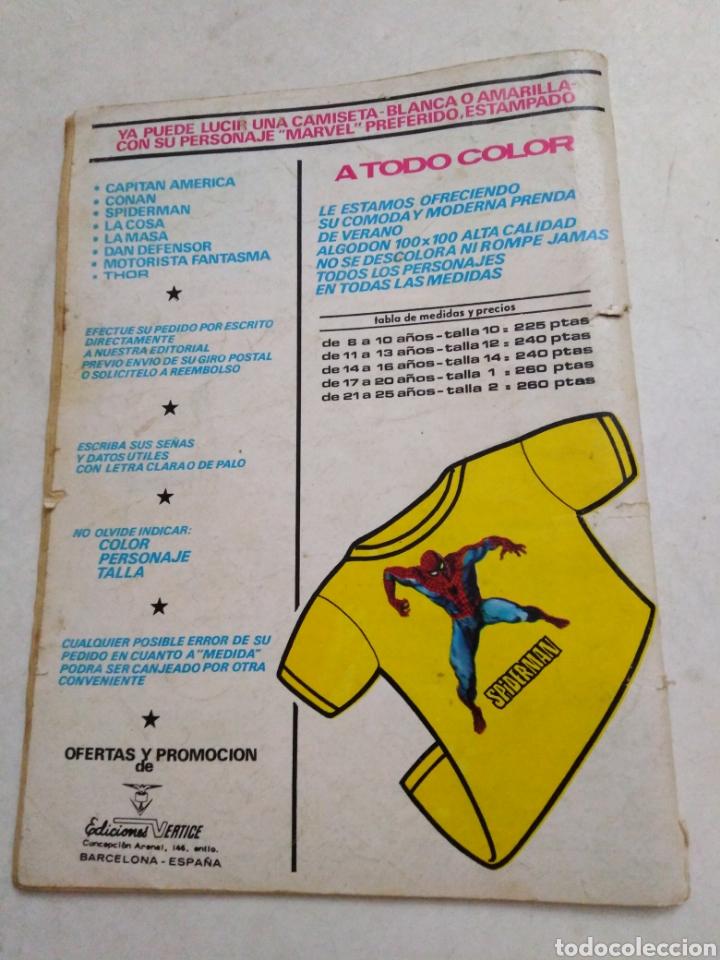 Cómics: Lote de 10 cómic Flash Gordon - Foto 9 - 221965868