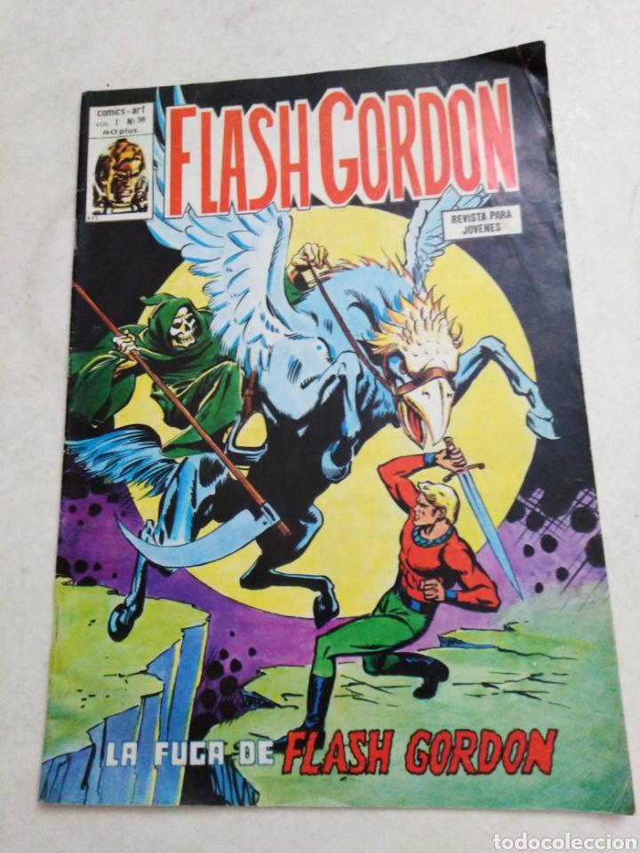 Cómics: Lote de 10 cómic Flash Gordon - Foto 10 - 221965868