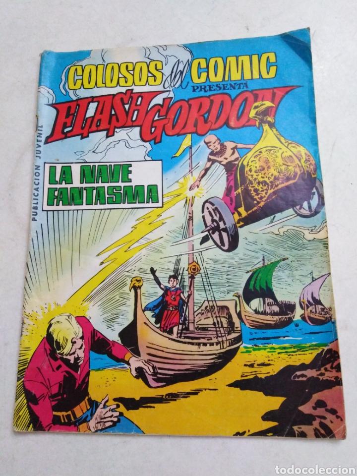 Cómics: Lote de 10 cómic Flash Gordon - Foto 12 - 221965868